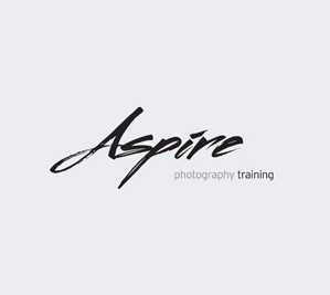 Logo design, website design and marketing design - Aspire Photography Training