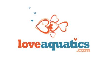 North west logo design by Stripey Media for Love Aquatics