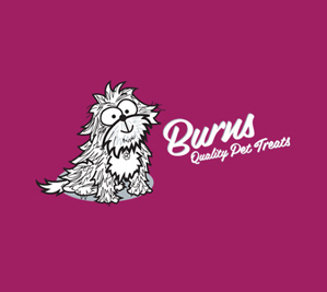 High end website design for ecommerce - Burns Animal Foods