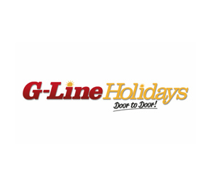 Lancashire website design and development - G-Line Holidays