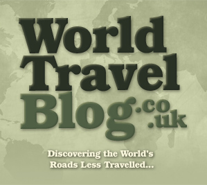 Wordpress blog design - World Travel Blog